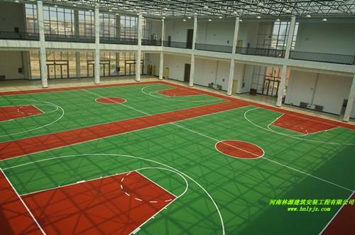 新郑一中室内体育馆图片